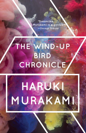 The Wind-Up Bird Chronicle by HARUKI MURAKAMI (cover)